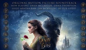 Beauty and the Beast - Soundtrack Sampler  Official Disney  HD [HD, 1280x720]