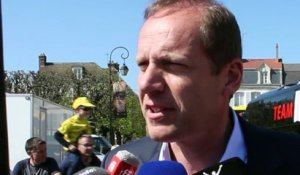"Paris-Roubaix 2017 - Christian Prudhomme : ""Tom Boonen ? Une allure, un sourire"""
