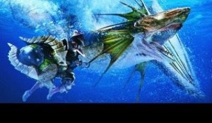 Monster Hunter 3 Ultimate Cinematique d'Introduction VF