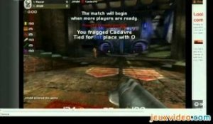 GAMING LIVE WEB - Quake Live - Jeuxvideo.com