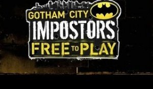 Gotham City Impostors : Free to Play / Gratuit sur PC !!!!!