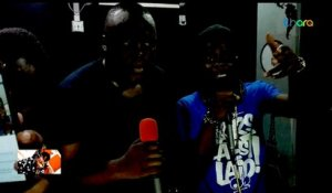 THARA TV - FREESTYLE - Minks and TAPHIS_Le gar là est laid