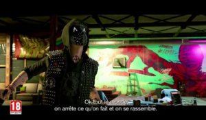 Watch_Dogs 2 - Trailer Update gratuite d'avril Sans Compromis