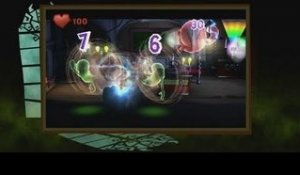 Luigi's Mansion 2 : E3 2011 gameplay trailer