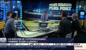 Plus Grand Plus Fort: La question de l'hypercroissance, comment éviter le crash ? - 21/04