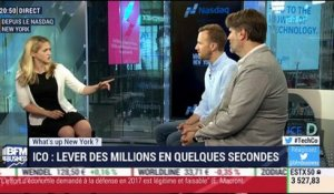What's Up New York: ICO ou comment lever des millions en quelques secondes - 13/07