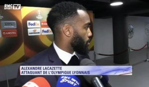 Ajax-Lyon (4-1) – Lacazette : ''On n'a pas respecté le football''
