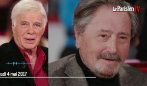 Guy Bedos : « Avec Victor Lanoux on riait beaucoup ensemble »