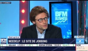 Start-up & Co: Needelp, une plateforme de jobbing et de service entre particuliers - 04/05