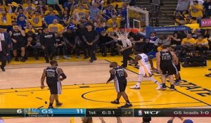 Nightly Notable - Split - NTSC (Stephen Curry, Golden State Warriors)