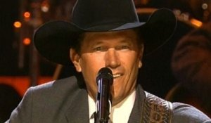 George Strait - Don't Make Me Come Over There And Love You