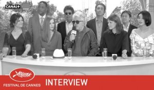 THE JURY - Interview - EV - Cannes 2017