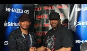Hip Hop Royalty: Kool G Rap on Sway in the Morning