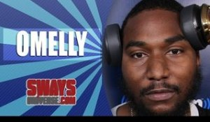 Get in the Game: Dream Chasers' Omelly Freestyles on Sway in the Morning