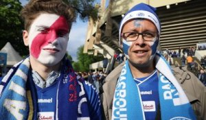 Racing - Bourg-en-Bresse : parole aux supporters