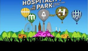 Hospitality In The Park - Stage 4 Announcement