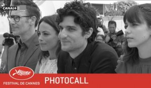 LE REDOUTABLE - Photocall - VF - Cannes 2017