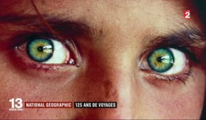 """National Geographic"" : 125 ans de voyages"