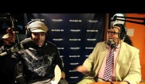 Penn Jillette talks about being on The Apprentice on #SwayInTheMorning