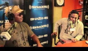 Kendrick Lamar on Sway in the Morning part 2/2