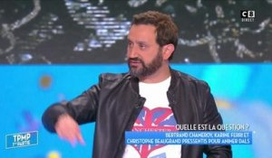Jade Lagardère drague ouvertement Cyril Hanouna