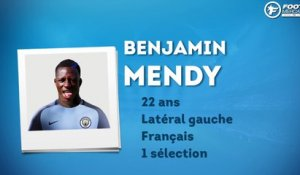 Officiel : Benjamin Mendy rejoint Manchester City !
