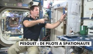 Thomas Pesquet : du pilote au spationaute - France