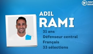 Officiel : Adil Rami renforce la défense de l'OM
