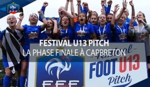 Festival U13 Pitch : la phase nationale à Capbreton