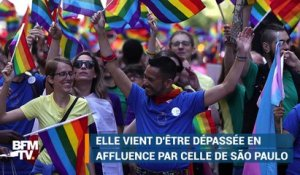 La Gay pride à travers le monde