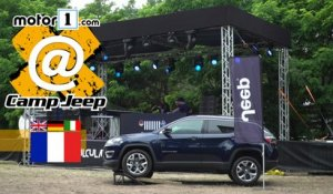 Bienvenue au Camp Jeep 2017 !