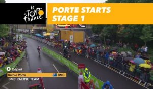 Richie Porte - Étape 1 / Stage 1 - Tour de France 2017