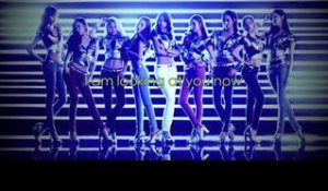 GIRLS`GENERATION (SNSD) GALAXY SUPERNOVA English Cover