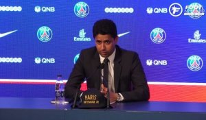 Nasser Al-Khelaïfi évoque le fair-play financier