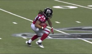 Devonta Freeman: The main thing is to keep wanting to get better
