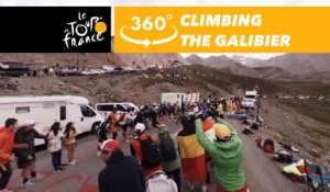 Col du Galibier - 360° - Tour de France 2017