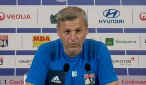 Foot - OL : Genesio «On y va pour prendre 3 points»