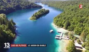 Voyage : le parc national croate de Plitvice