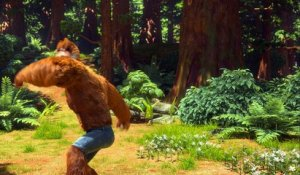 The Son of Bigfoot - Trailer VOSTFR