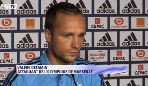 "Germain : ""Un match particulier face à Monaco"""