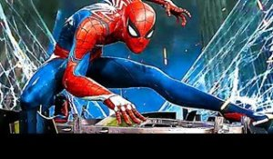 SPIDERMAN Gameplay (E3 2017) PS4