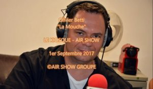 Olivier Betti - La Mouche - Le Kiosque  - AIR SHOW 1 09 2017
