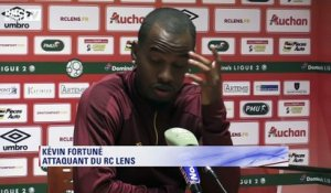 "Ligue 2 - Kévin Fortuné : ""Nos efforts vont payer"""