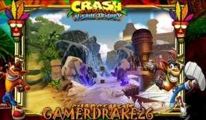 gamerdrake26 live  crash bandicoot n sane trilogy (17/09/2017 09:34)