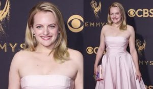 Elisabeth Moss Blacked Out Before Winning Her Emmy