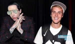 Manson and Bieber Are All Good, Despite Reports | Billboard News