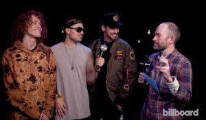 Cheat Codes on New Single Making Billboard Hot 100 Chart | iHeartRadio Music Fest 2017
