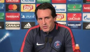 Foot - C1 - PSG : Emery «Nous voulons gagner»
