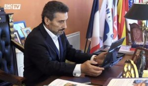 Rugby - Mohed Altrad sort du silence