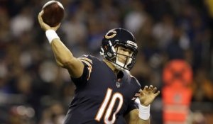 Brian Urlacher: The future looks bright for Mitchell Trubisky